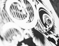 MOURIAN KOI FISH –  ABENK AND ARTS