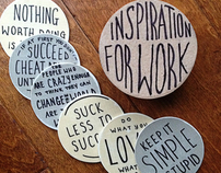 Inspirational Coasters