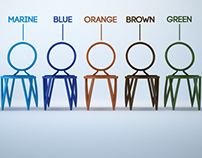 Easy Color, Chair