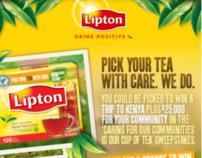 Lipton Global Facebook Page