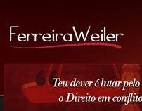 Ferreira Weiler Advocacia - Website