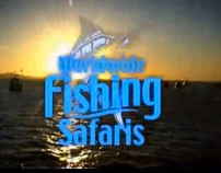Worldwide fishing safaris - promotional video