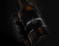 Thargoid Beer - Space Bar Manolo - Logo - Mockup