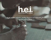Haiti Entrepreneurial Initiative Website