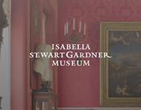 Isabella Stewart Gardener Museum App