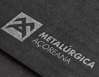 Metalúrgica Açoreana - Logotipo