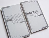 Recent Hungarian Literature – aphorism 1998 & 1999