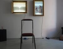 Salvatore Mauro's installation Ave Maria-PAN Napoli