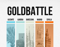 Gold Battle - 2012