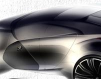 Peugeot MX1 Concept