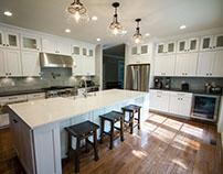 Current Work - Large Transitional Kitchen Remodel