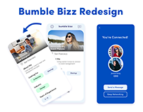 Bumble Bizz Redesign - Adobe Live