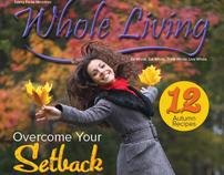 Whole Living / Volume 2 Issue 4 August-September 2011