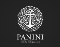 Hotel Panini Logo Design