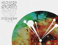 Space Typeface - APASTRON
