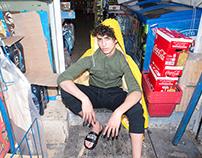 IDF fashion editorial