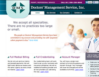 Doctors' Management Service, Inc. Website Redesign