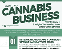 How to Start a Cannabis Business without Selling Weed