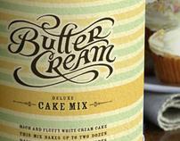 Butter Cream Cake Mix