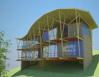 Ecohotel en el Quindio