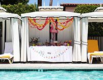 Palm Springs Bachelorette Photoshoot