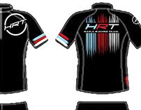 Cycling Jersey Design Variants for HAKA Racing Team