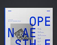 Open Aesthetic