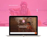 Vedic Seva Web Design