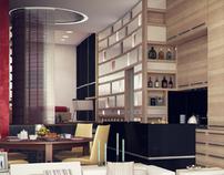 Hotel apartment visualisation