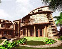 Private residence,Alexandria