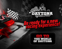 Daytona Karting Cup - mobile app