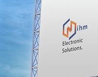 Nihm Electronic Solutions - Brand Identity