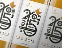 BGD 2015 / Rakia Label Contest (Winner)