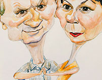 Caricatures and Illustrations