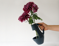 Side Open // Vase