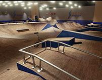 Skatepark UE4