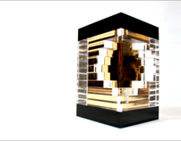 """Expone oro"" trophy"