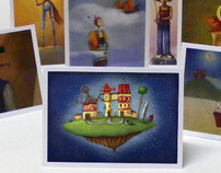 Greeting cards for loved ones :)