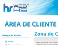 WebHS Client Area — 2011