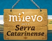 Milevo para a Serra Catarinense