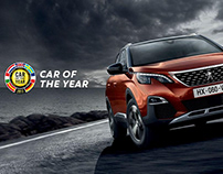 Peugeot | Car Of The Year Radio