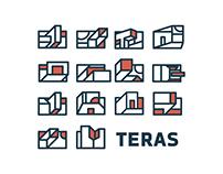 Teras Brand Identity System