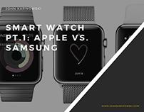 John Karwowski | Smart Watch: Apple Vs. Samsung