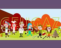 Banners publicitarios Geugaz (Formación Profesional)