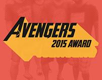Avengers Award Magazine
