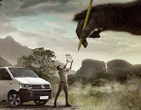 Kong / Optimus - Volkswagen