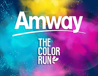 Amway - The Color Run Mx