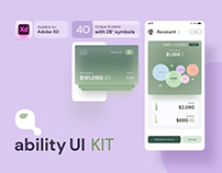 Ability UI (finance) Kit