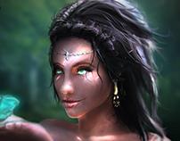 Elven Girl 02