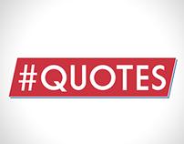 quotes & typography